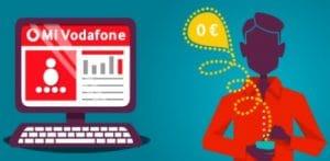 Recargar móvil con Vodafone automáticamente