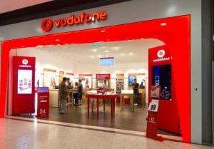 Recargar en tiendas móvil con Vodafone