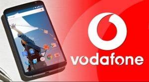 Recargar telefónicamente móvil con Vodafone