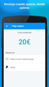 La app MyLebara es la forma más sencilla y segura de recargar