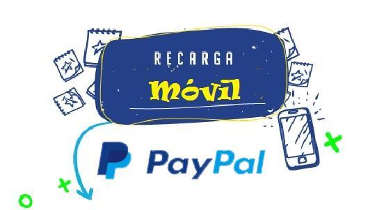 Recargar móvil con PayPal de forma fácil, rápida y segura