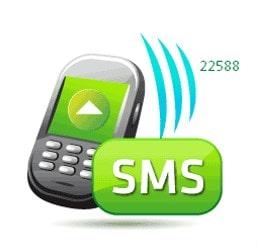 Recargar móvil Yoigo por SMS