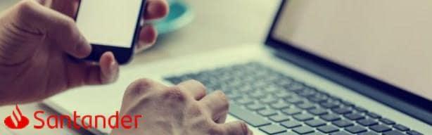 ¿Cómo recargar móvil Santander online?