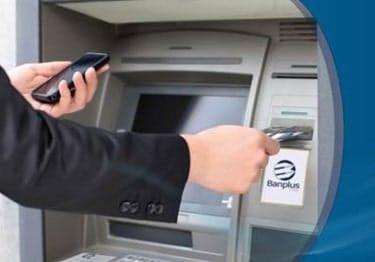 Recargar móvil con tarjeta en el cajero