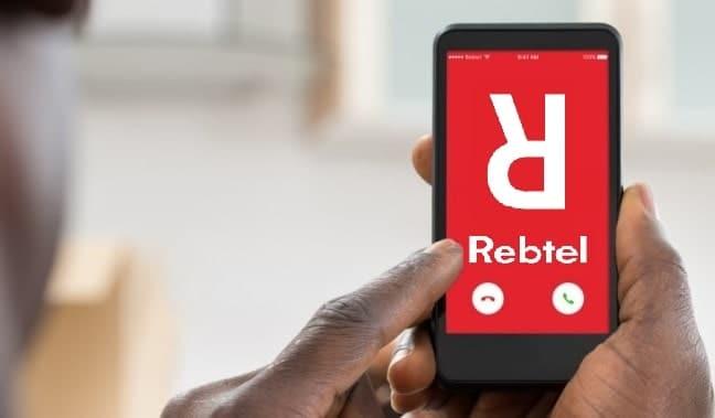 Recarga celular Rebtel sin comisión
