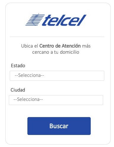 tiendas cercanas para recargar móvil Telcel
