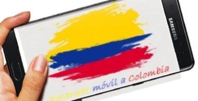 Recargar móvil a Colombia es fácil