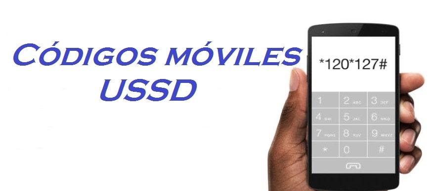 Códigos USSD móviles