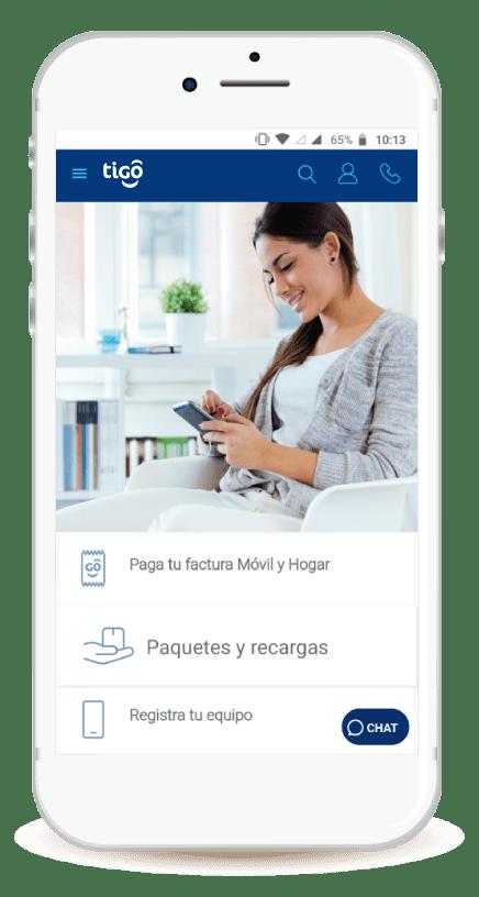 Recargar móvil Tigo en linea