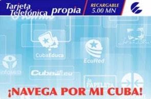 Recargar móvil con Cubacel 1