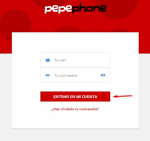 Acceder a Pepephone