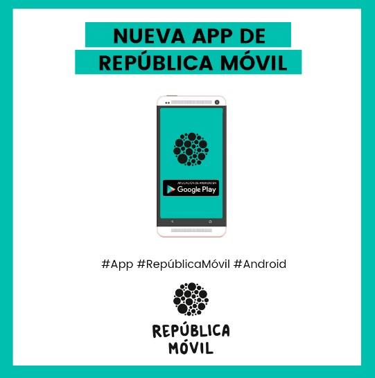 App de República Móvil