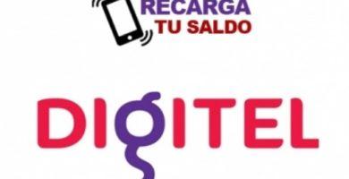 Recargar móvil Digitel
